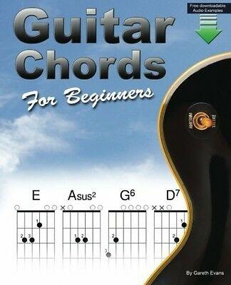 Guitar Chords For Beginners Guitar Chord Book With Open Chords And More Lesson