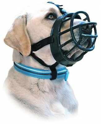 BASKERVILLE ULTRA DOG MUZZLE SAFETY COMFORT AND PROTECTION - Size 4