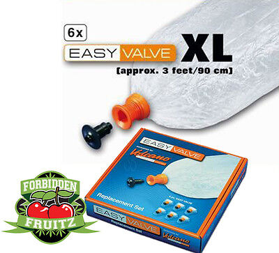 Easy Valve XL Replacement Set for Volcano Classic & Digit by Storz & Bickel