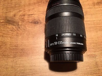 Canon 18 - 135 mm / F 3,5 - 5,6 EF-S IS STM