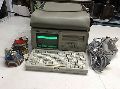 HP 4957A Protocol Analyzer with Power cord
