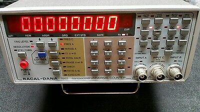Racal-Dana 1992 1.3 Ghz Universal Frequency Counter/Timer