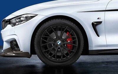 19 405m Style Alloy Wheels Gloss Black Machined Bmw 3 5 Series E90