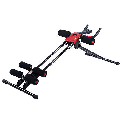 14cad20e4bcde New Ab Power Fitness Abdominal Trainer 5 Minute Shaper Fitness Core Toner