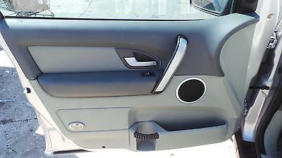 Ford Territory Door Trim Left Front, Leather, Ts/ghia, Sx-Sy, 05/04-04/09