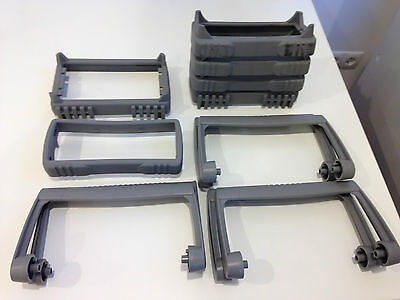 Test Instrument Rubber Bumpers and Handles