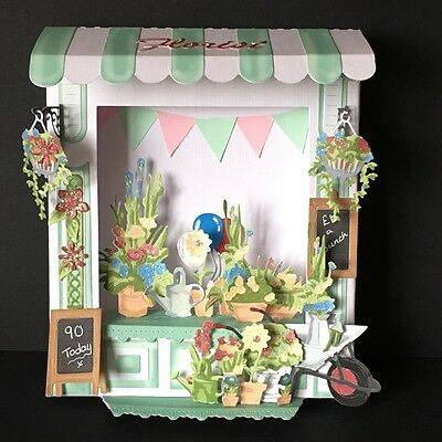 diecut shapes/tattered lace retail therapy florist