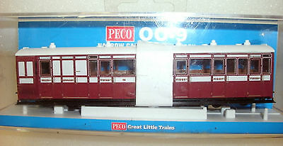 Peco GR-420A Brake Composite Coach in L & B Livery (no.15)