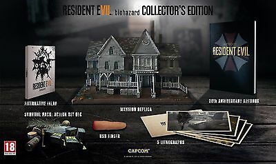 Resident Evil 7 Limited Collector's Edition New Sealed