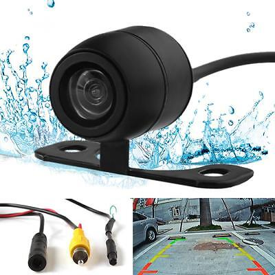 2in1 Car Rear View CCD 170 Degrees Backup Side Front Parking Camera