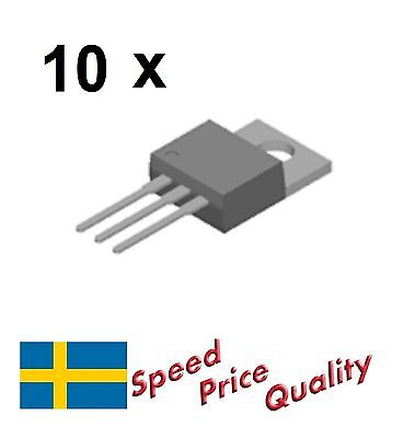 10 pcs IRLZ44 / IRLZ44N N- MOSFET HEXFET - Fast Delivery