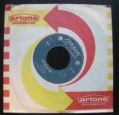 DEL SHANNON hats off to larry / don´t gild the lily HOLLAND 45 LONDON