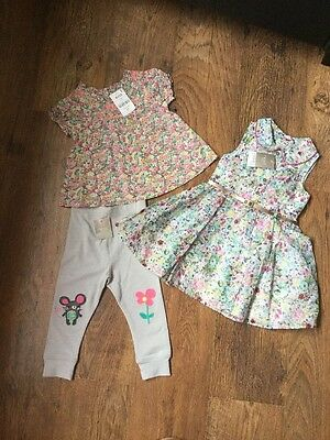 Next Girls Bnwt Outfit Clothes Dress Age 18-24 Months