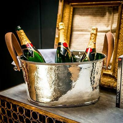Culinery Concepts  Champagne  Bucket, silver plate