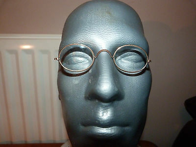 Antique Wire Rimmed Spectacles in Superb Condition