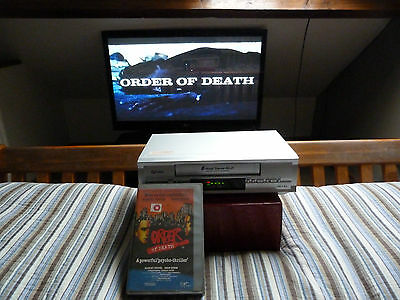 VHS Video Recorder in Excellent Working Order 6 Head Stereo Hi-Fi