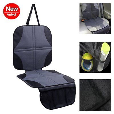 Infant Baby Child Easy Clean Anti-slip Car Seat Protector Mat Cushion Cover US