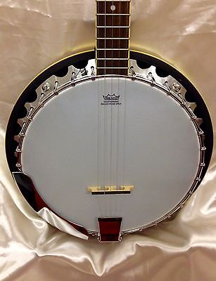 Brand New & Boxed  Tonewood G-Banjo with Resonator RRP £215.00