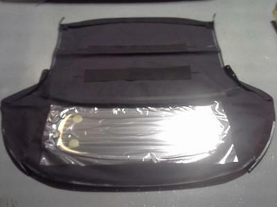Mgtf Le500 Convertible Roof Soft Top & Heated Glass Screen New (Genuine Mg)
