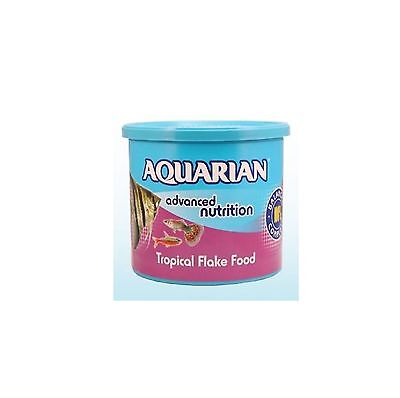 Aquarian Tropical Fish Flake 200g - Posted Today if Paid Before 1pm