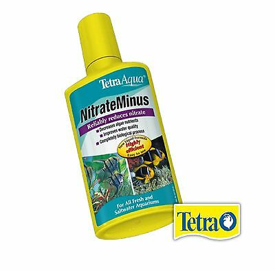 TETRA Nitrate Minus Nitrate Remover 250ML - Posted Today if Paid Before 1pm