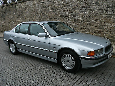BMW 735i Auto 3.5L V8 - FSH - leather - Great value just £1495
