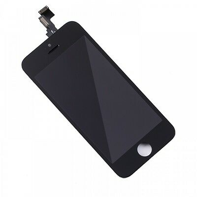 Apple iPhone 5C Replacement Full Front Screen LCD and Digitizer Assembly BLACK