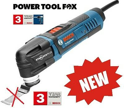 new Bosch GOP 30-28 Mains Electric Multi Function Tool 0601237071 3165140842679