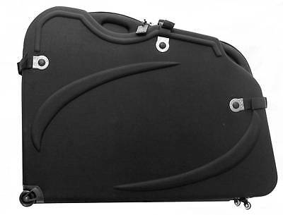 Bike Travel Case, wheeled, airport flight friendly, durable, light and waterproo