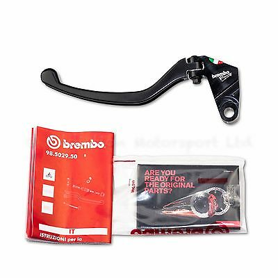 Kawasaki ZX10R 04-12 Brembo High Performance Folding Clutch Lever - 110B01265
