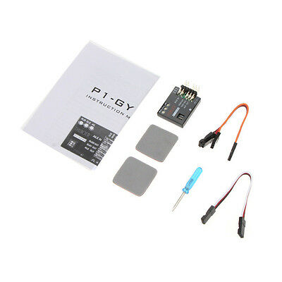 2x(P1-GYRO 3-Axis Flight Controller Stabilizer System Gyro For Fixed Flyi S8)