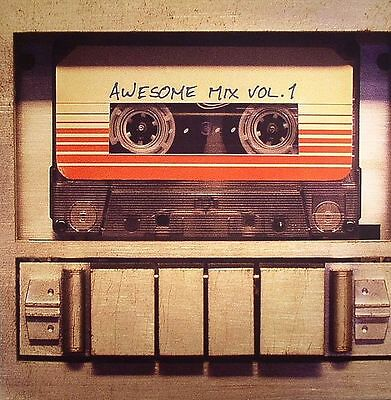 VARIOUS - Guardians Of The Galaxy: Awesome Mix Vol 1 (Soundtrack) - Vinyl (LP)