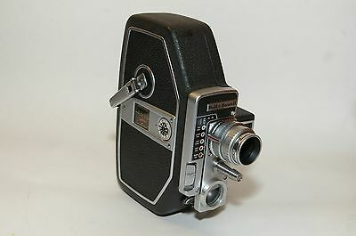 Bell & Howell  240T 16mm movie  camera + MORE!!!!