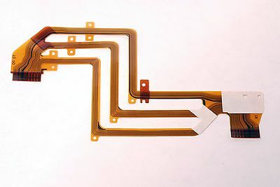 Sony HDR-SR11E HDR-SR12E LCD Hinge Flex Cable Ribbon Repair Part FP-807