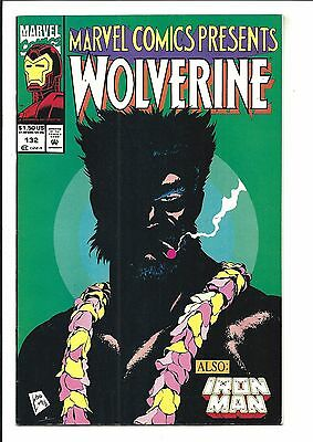 Marvel Comics Presents # 132 (Wolverine / Ghost Rider, Jul 1993), Vf/nm
