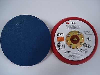 "1-Each 3M Stikit Low Profile Disc Pad 20351 5"" X 3/8"" X 5/16-24 External"