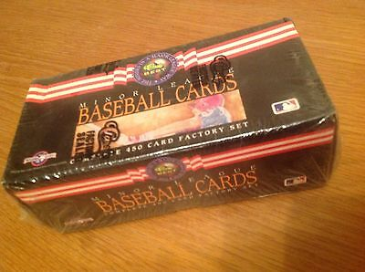 Complete Sealed Set 1992 Classic Baseball TRADING CARDS 450 Cards!