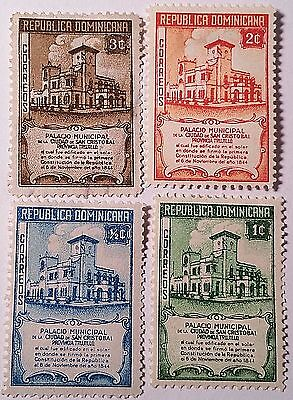 Dominican Republic      Unused Stamps  Scu887Cr...worldwide Stamps