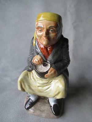 Franklin Porcelain Charles Dickens Toby Jug Collection - Scrooge