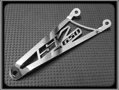 EXHAUST HANGER for SUZUKI SV650S Up to 2002 SV 650S (POLISHED REAR CAN BRACKET)