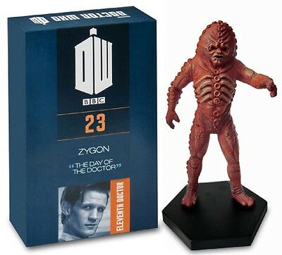 Doctor Who Figurine Collection Figure & Magazine - Part 23 Zygon