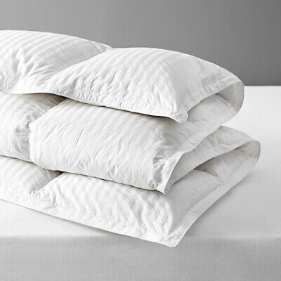 Luxury All Seasons White Goose 100% Pure Hungarian Goose Down Duvet Quilt