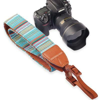 Camera Shoulder Strap Neck Belt For SLR DSLR Canon Nikon Sony Panasonic