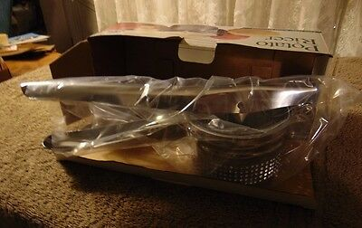GOOD COOK Triple Chrome Plated Potato Ricer MIB