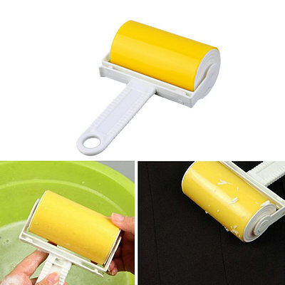 Washable Sticky Hair Removal Roller for Pet Clothes Furniture Cleaning RE
