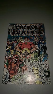 Marvel Universe Book of the Dead Deluxe Edition Issue 18