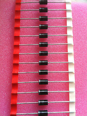 10x BY500-800 Schnelle Diode 5A 800V 200ns Soft recovery fast switching