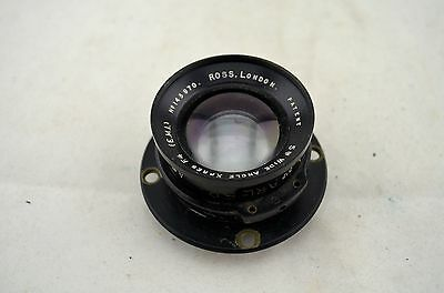 "RARE Vintage Ross London 5"" Wide Angle Xpress F.4 (E.M.I) Lens"