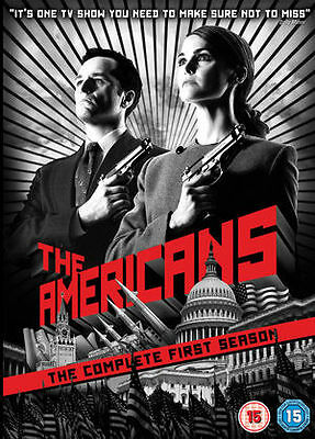 The Americans - Series 1 - Complete (DVD, 2014)