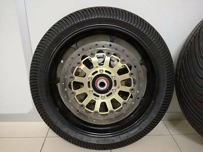 Gsxr1000 Dymag Magnesium Wheels With Pirelli Tyres And Brembo Discs